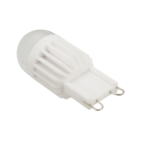 Dimmable G4 G9 5W Silicone Warm White Pure White LED COB Light Bulb Chandelier Lamp AC220V - 6