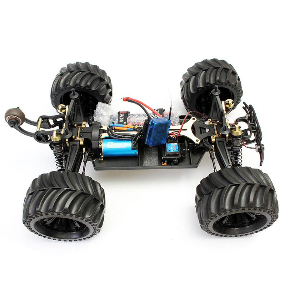 Wltoys A959 Rc Car 1/18 2.4G 4WD Off Road Buggy Truck RTR Toy - 5