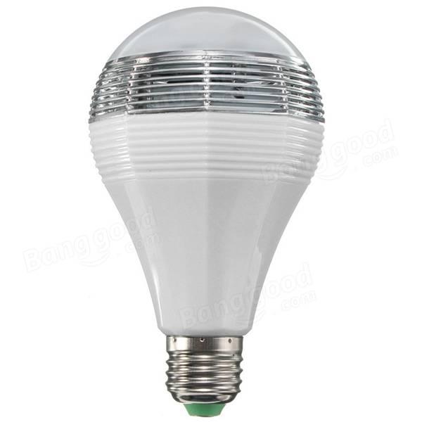 Mipow E27 5W RGB Color Changing bluetooth Intelligent Smart LED Light Bulb 110-240V - 7