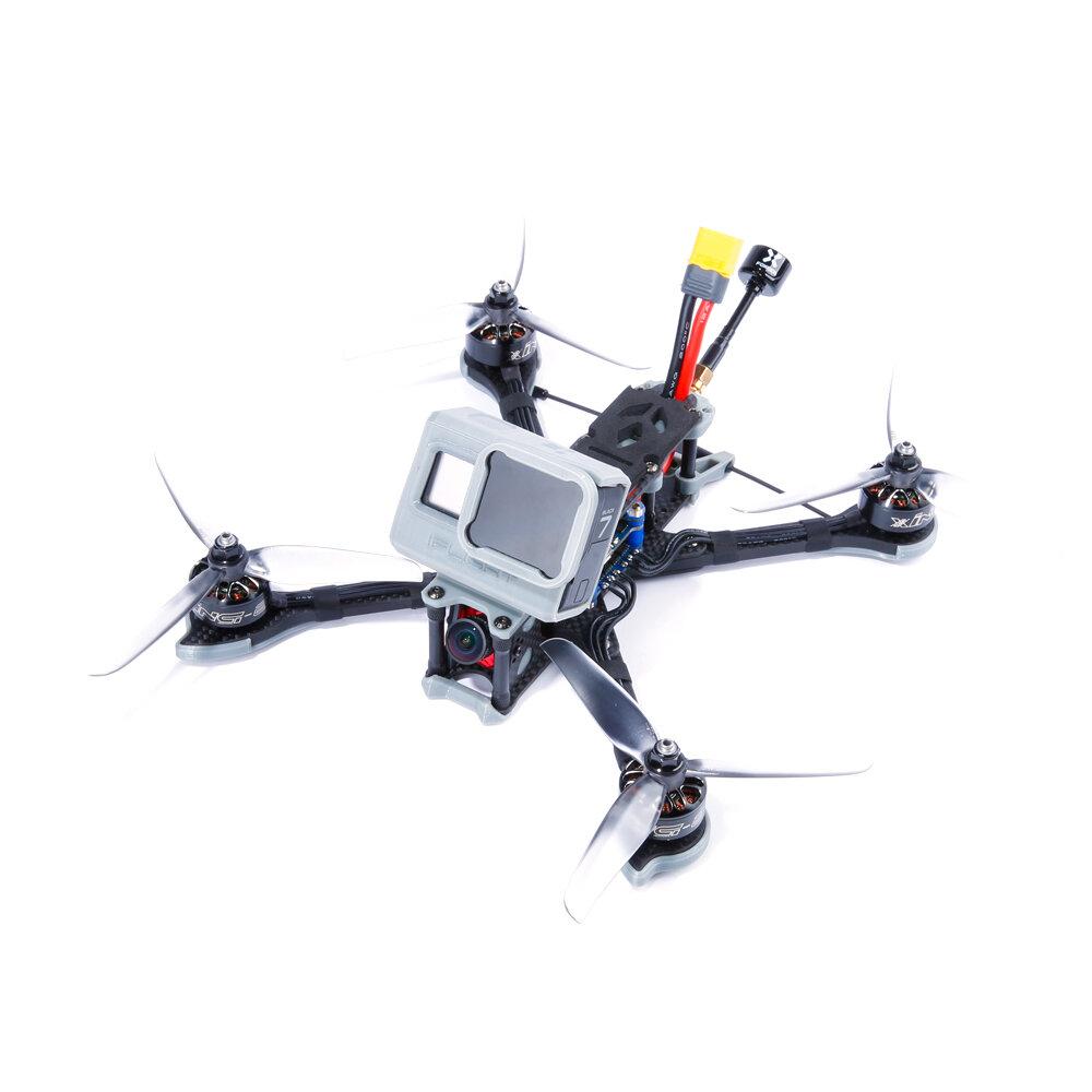 iFlight Nazgul5 227mm 6S 5 Inch FPV Racing Drone BNF/PNP SucceX-E F4 Caddx Ratel Camera 45A BLheli_S ESC 2207 1700KV Motor