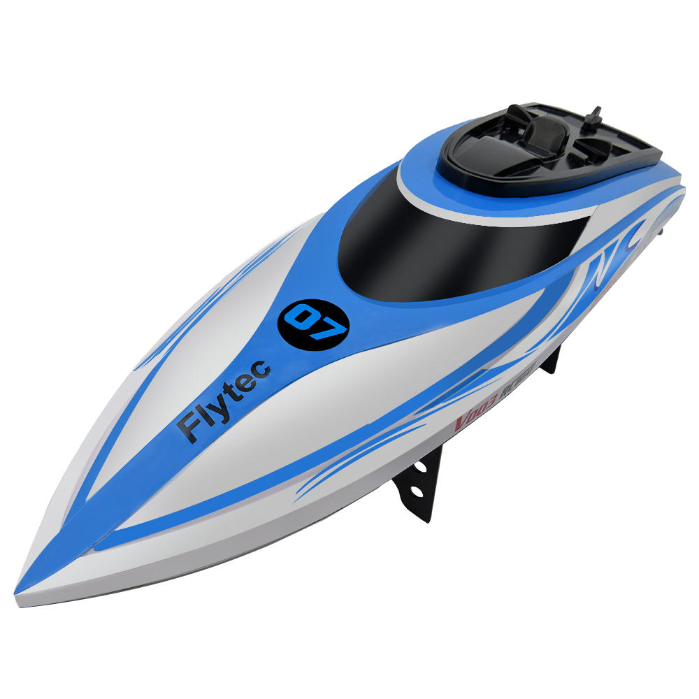 Flytec V003 2.4G 30km/h Electric High Speed Rc Boat with Water Cooling System Ship Model