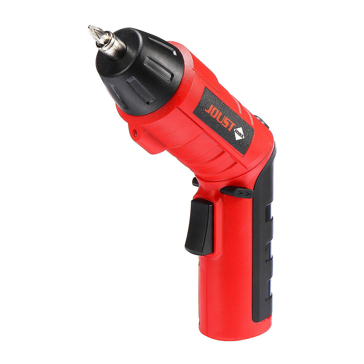 Tonfon 3.6V Cordless Electric Screwdriver USB Rechargable Power Screw Driver with Screw Bits - 3
