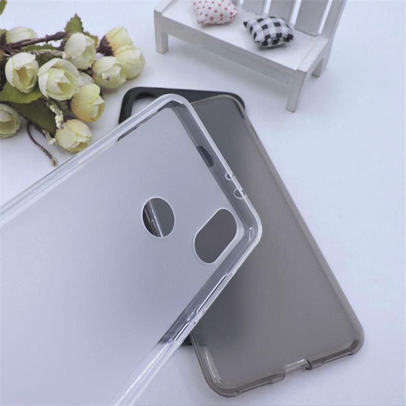 Bakeey Fabric PC+PU Leather Back + Soft TPU Bumper Protective Case for Xiaomi Mi A2 / Xiaomi Mi 6X - 5