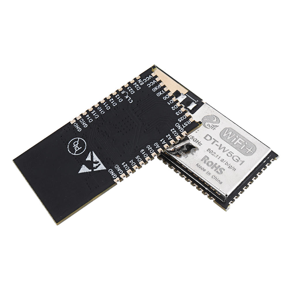 DT-W5G1 5G WiFi Module 2.4g/5g Dual-band Module with Antenna Interface For Wireless Image Transmission