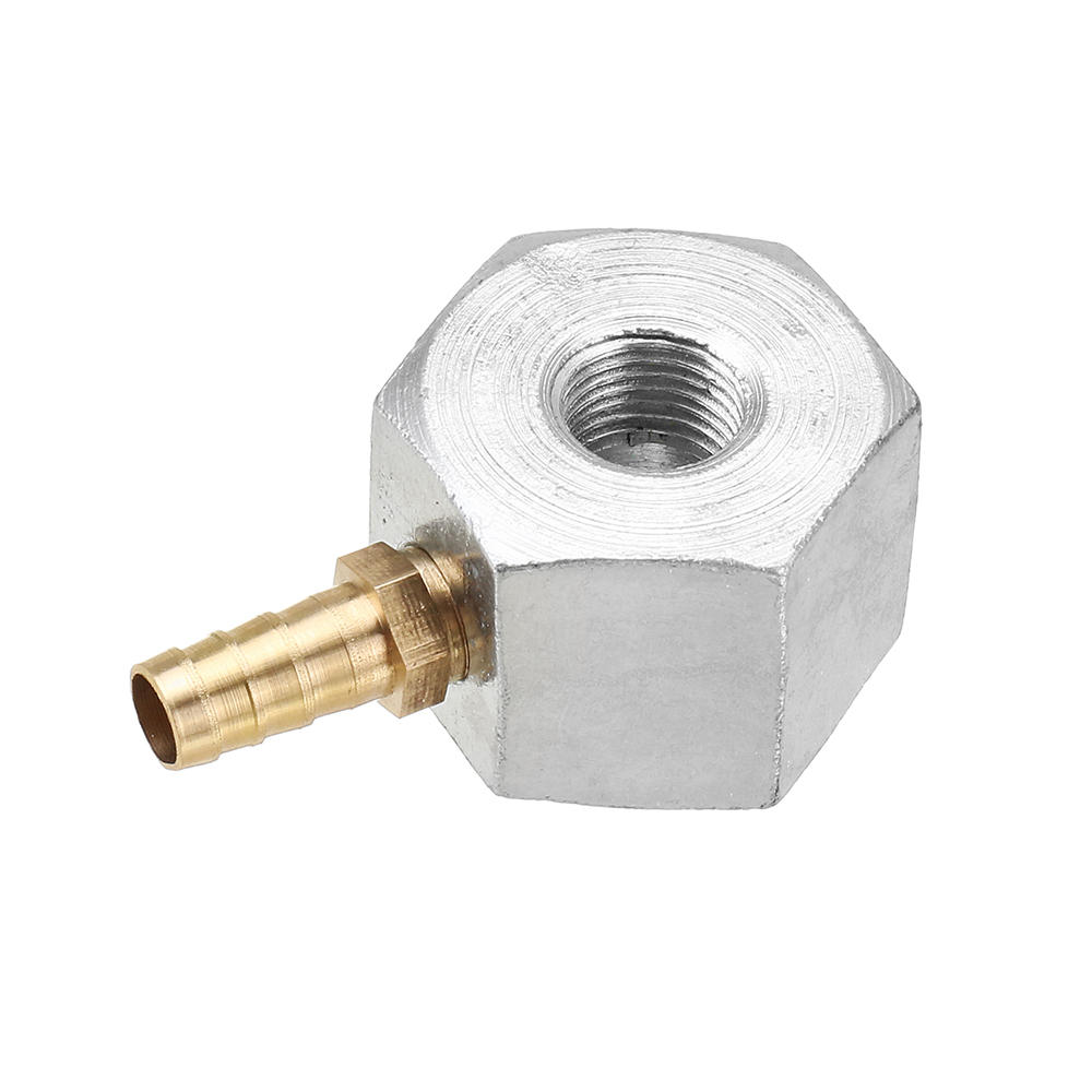 """Small Magnetic Base With Valve Coolant 1//4/"""" Hose for Milling"""