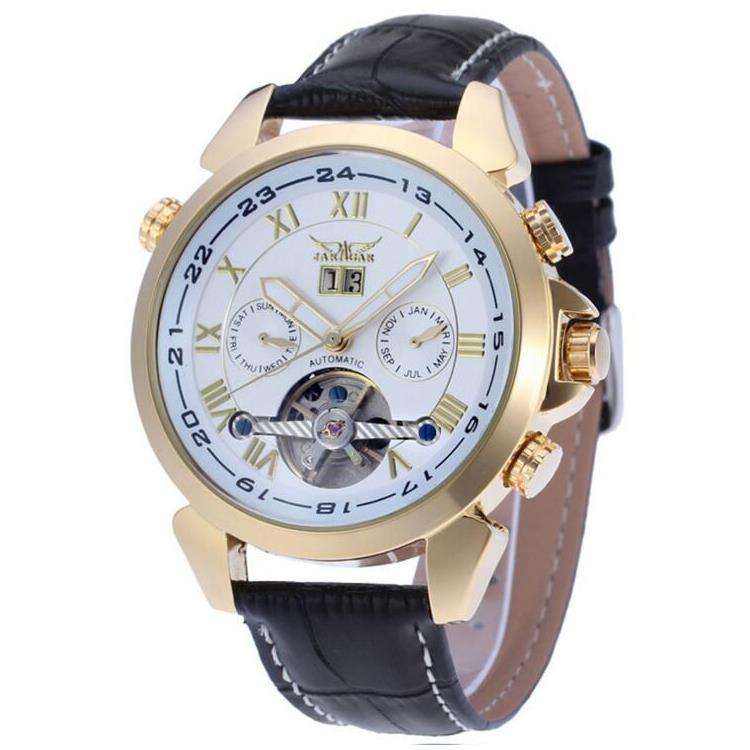 CARNIVAL C8799 Luminous Display Automatic Mechanical Watch - 8