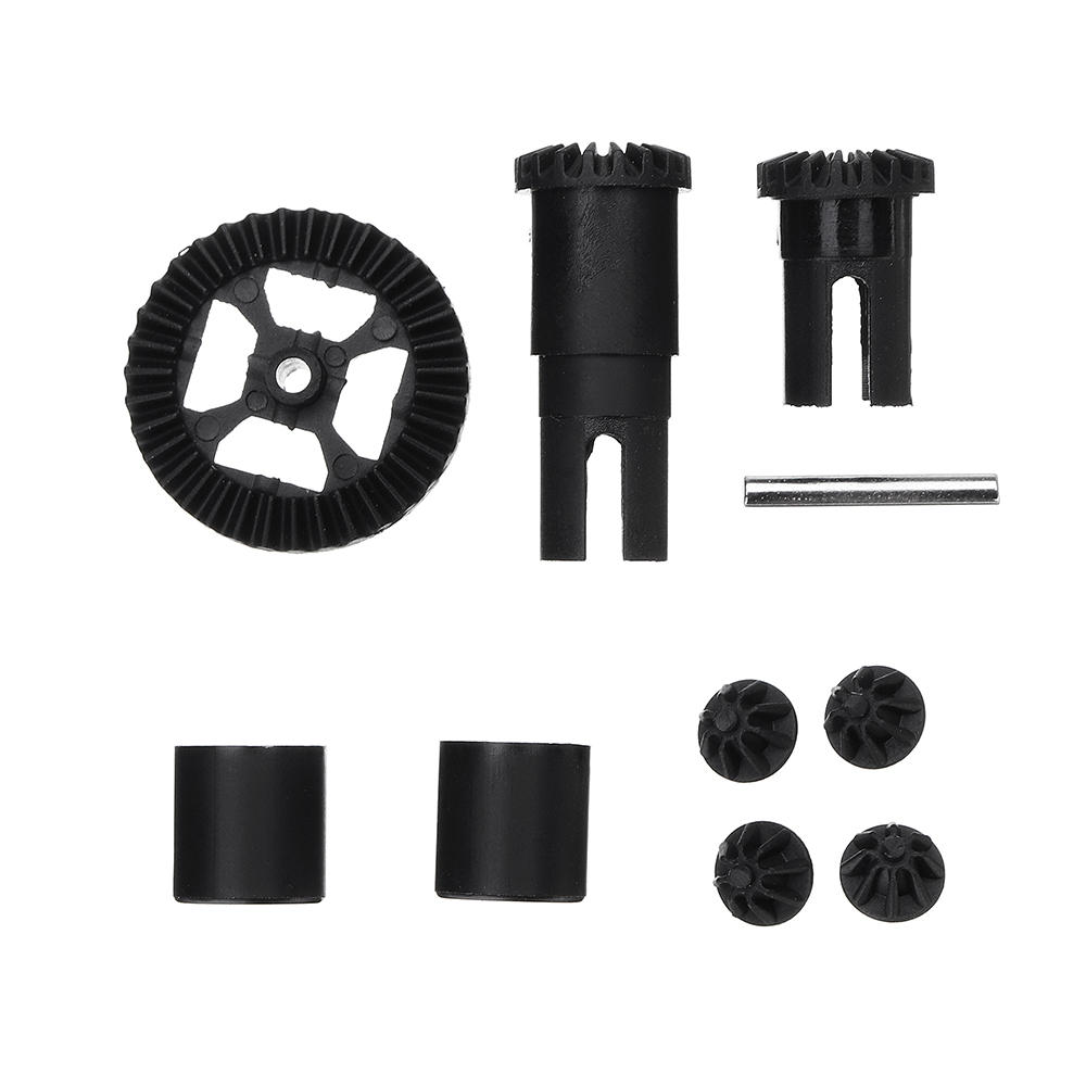 1Pc HS 18301 18302 18311 18312 RC Car Front/Rear Differential For 1/18 Crawler RC Car
