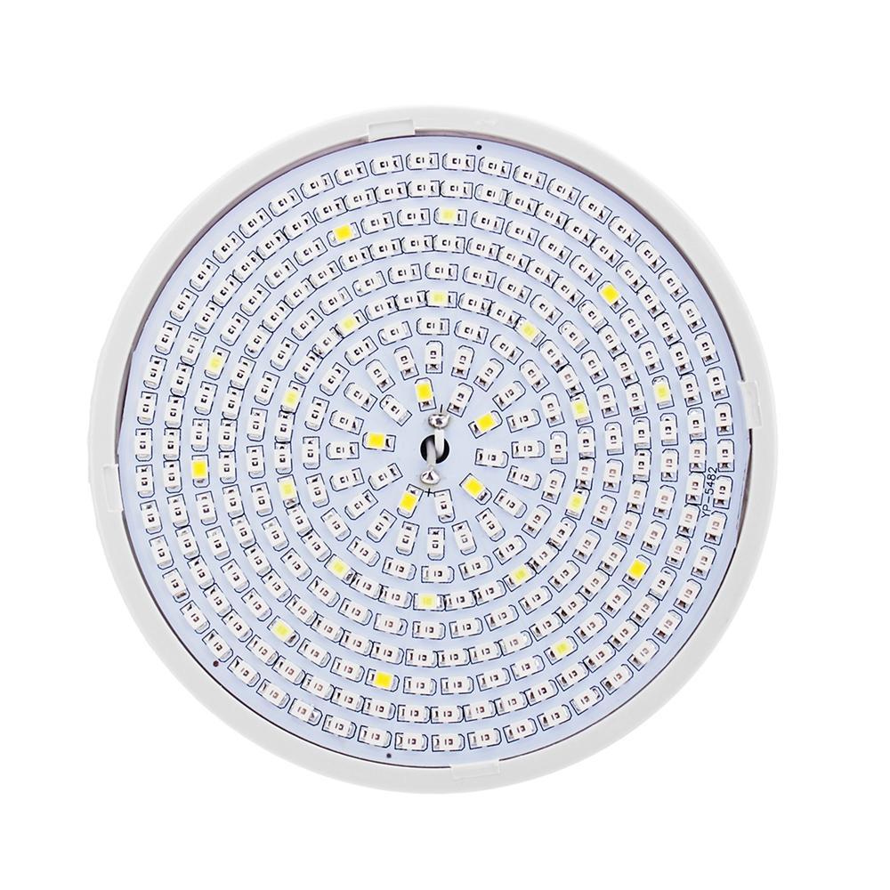 225 LED Grow Light Lamp Ultrathin Panel for Hydroponics Indoor Plant Veg Flower - 2