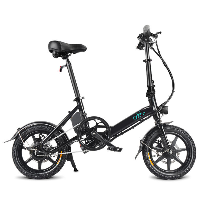 FIIDO D3 36V 5.2Ah 250W 14 pollici Folding Moped Bicycle