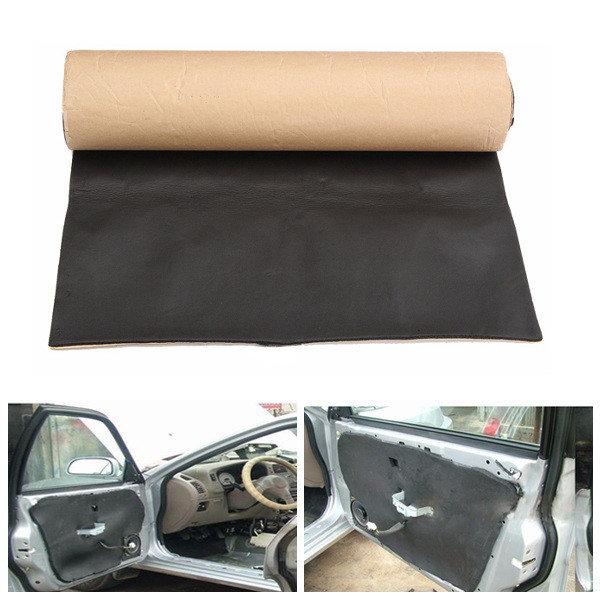 200cmx50cm Car Sound Proofing Deadening Anti Noise Sound Insulation Cotton Heat Closed Cell Foam
