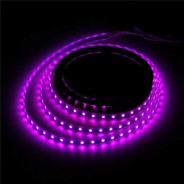 5M WS2812B 5050 RGB Waterproof IP67 150 LED Strip Light Dream Color Changing Individual Addressable DC 5V - 4