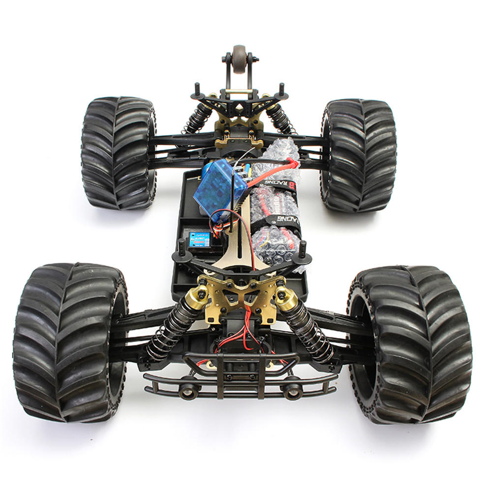 Wltoys A959 Rc Car 1/18 2.4G 4WD Off Road Buggy Truck RTR Toy - 8