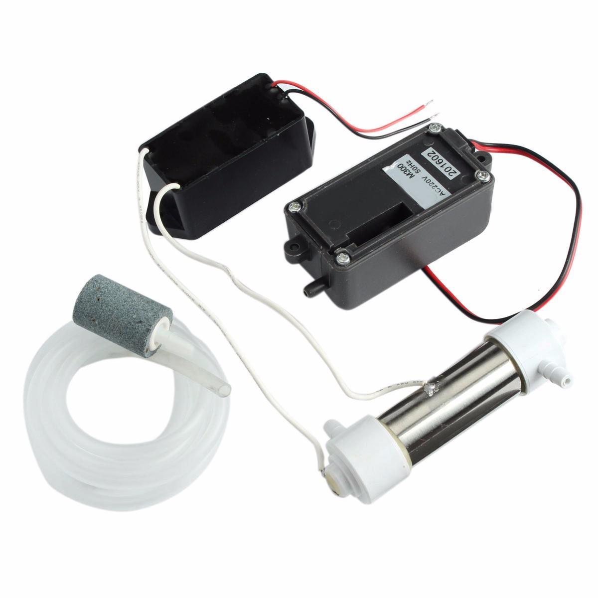 AC220V 500mg Ozon Generator Ozon Vand Air Clean Sterilisator Ozonizer Purifier DIY