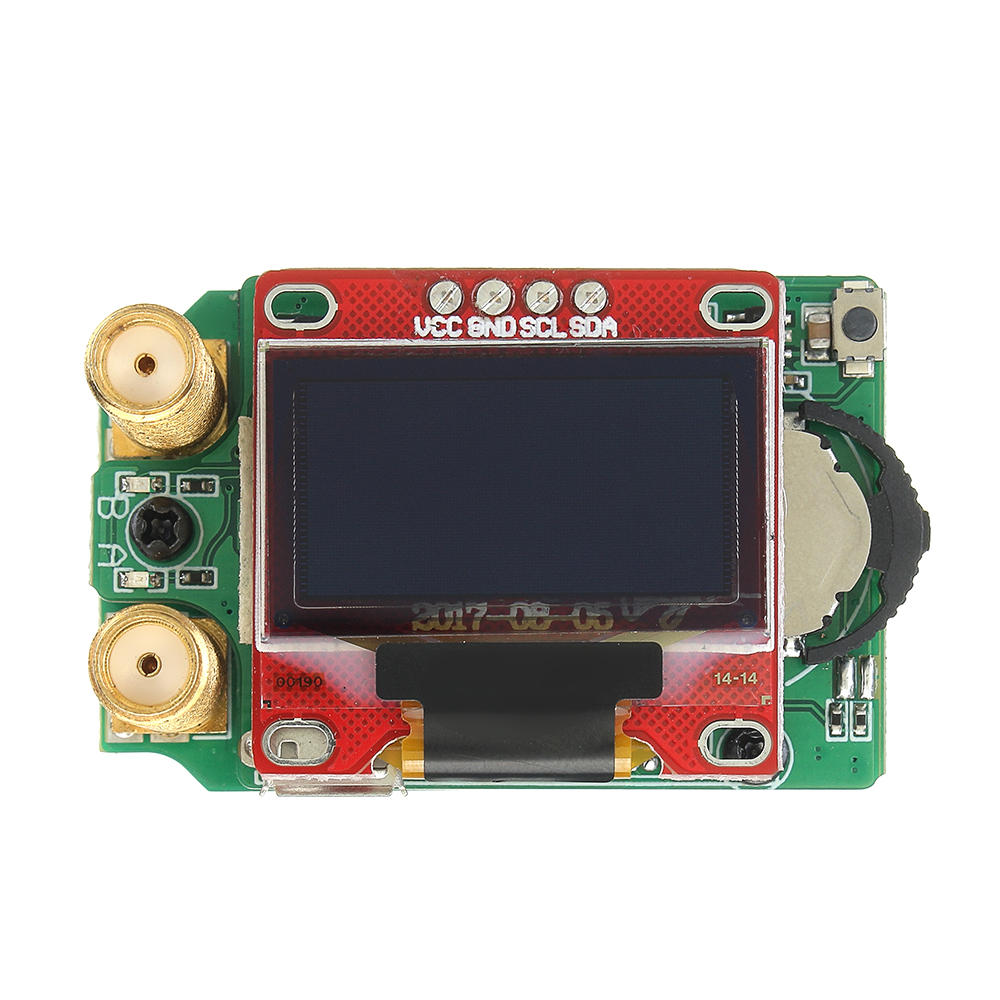 Realacc RX5808-PRO-PLUS-OSD 5.8Ghz 48CH FPV Receiver Achilles Open on