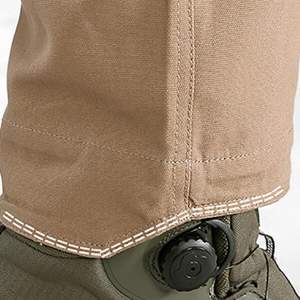 ESDY Outdoor Tactical Pants Men's Wear resistant Multi Pockets Military Training Pants - 12