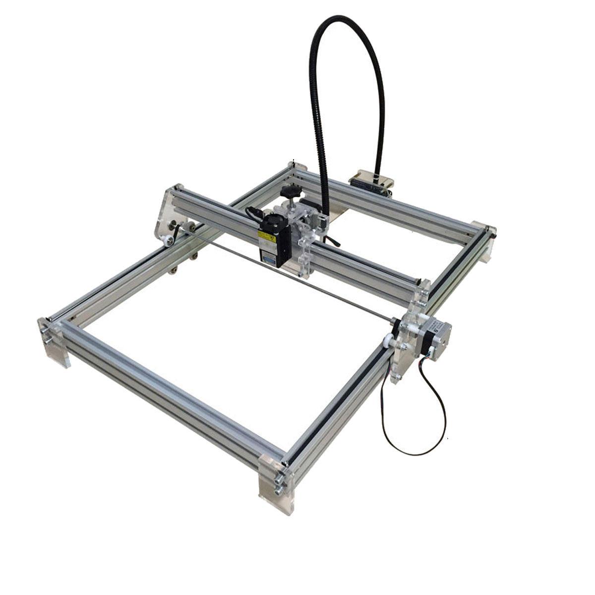 7000mW CNC Laser Engraver Cutter Laser Engraving Machine  DIY Logo Mark Printer Machine Kit Part
