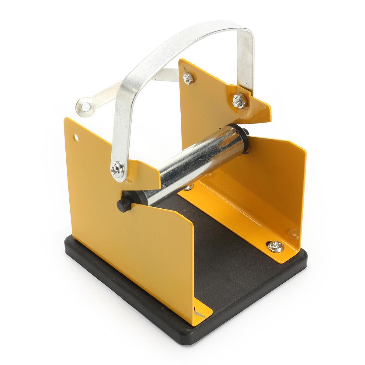 Soldering Solder Wire Reel Dispenser Holder Stand Tin Management Spool Feeder