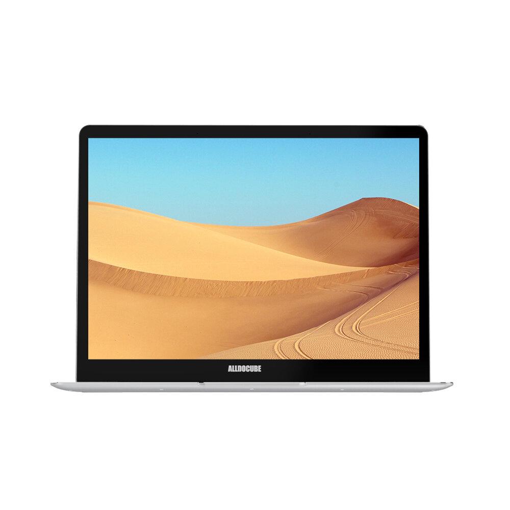 Alldocube VBook Laptop 13.5 inch 3000*2000 High-Resolution Intel N3350 8G RAM 256GB eMMC 100%sRGB 38Wh Full-featured Type-C Full Metal Notebook
