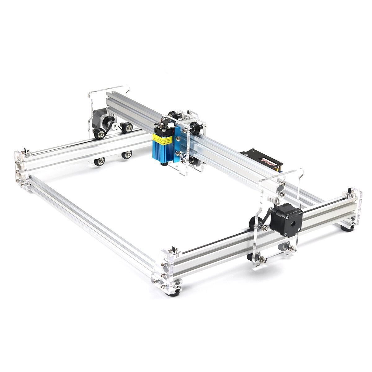 EleksMaker® EleksLaser-A3 Pro Máy khắc laser 2500mW Máy in Laser CNC