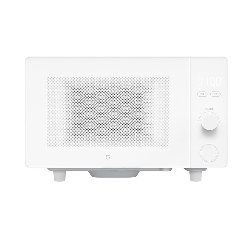 Xiaomi Mijia Smart Microwave APP Control 20L Capacity 60s Rapid Heating Stove Microwave Oven 220V 1150W - White фото