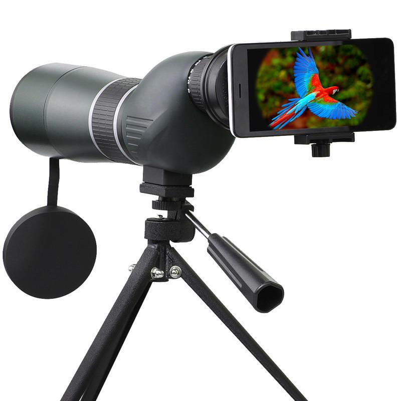 39.99 DO Xmund XD-TE2 15-45X60S Zúmáil Monocular HD BAK4 Optic Lens Bird Watching Telescope