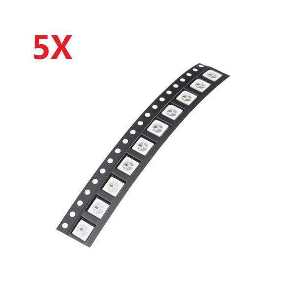 50pcs Cjmcu Rgb WS2812B 4Pin Full Color Drive LED Lights For Arduino