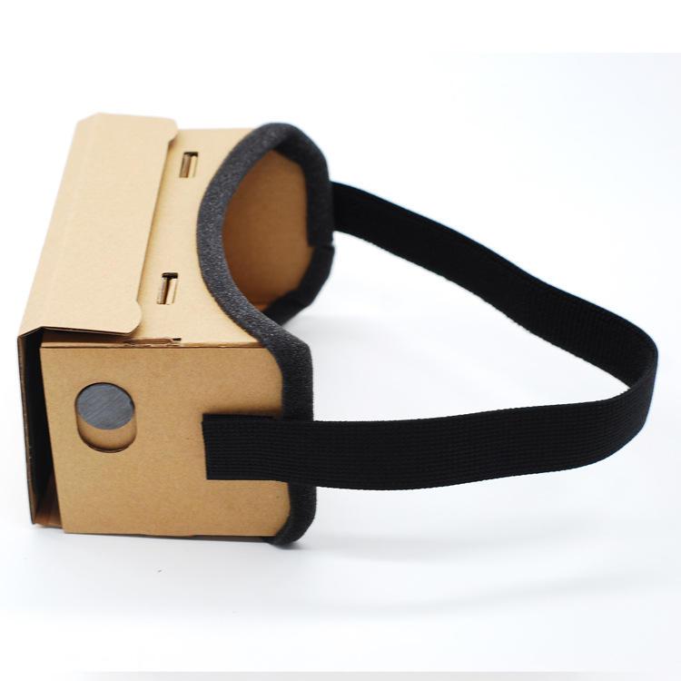 ボールボードVR体験3Dメガネバーチャルリアリティヘッドセットメガネfor 4.7-5.5inchスマートフォン