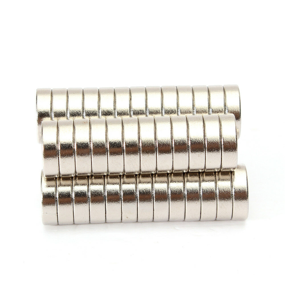 100pcs N52 6mm x 3mm Strong Cylinder Magnet Rare Earth Neodymium Magnet - 4