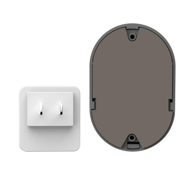 3Inch LCD Wireless Digital Peephole Viewer 120° Door Security Doorbell Video Camera - 4