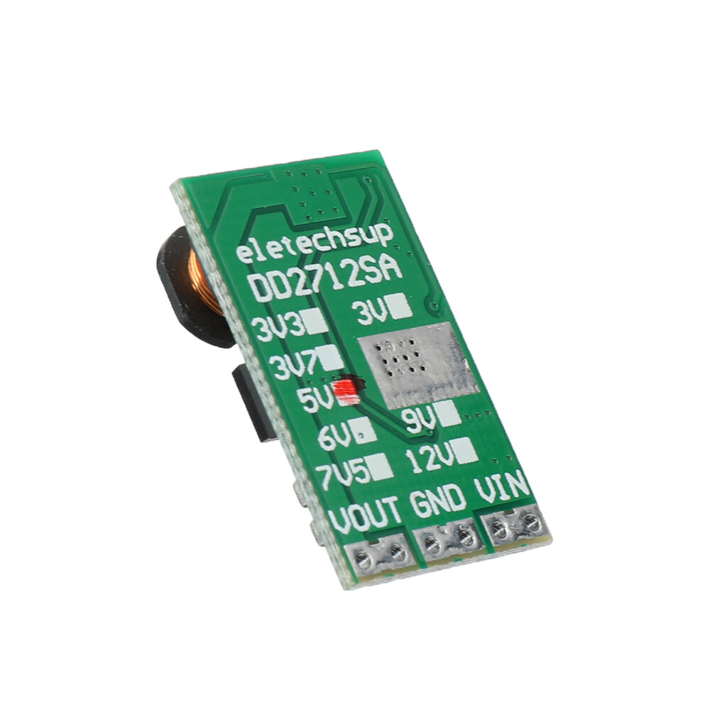 20pcs DC 12V Step Up Boost Converter Voltage Regulate Power Supply Module Board with Enable ON/OFF - 5