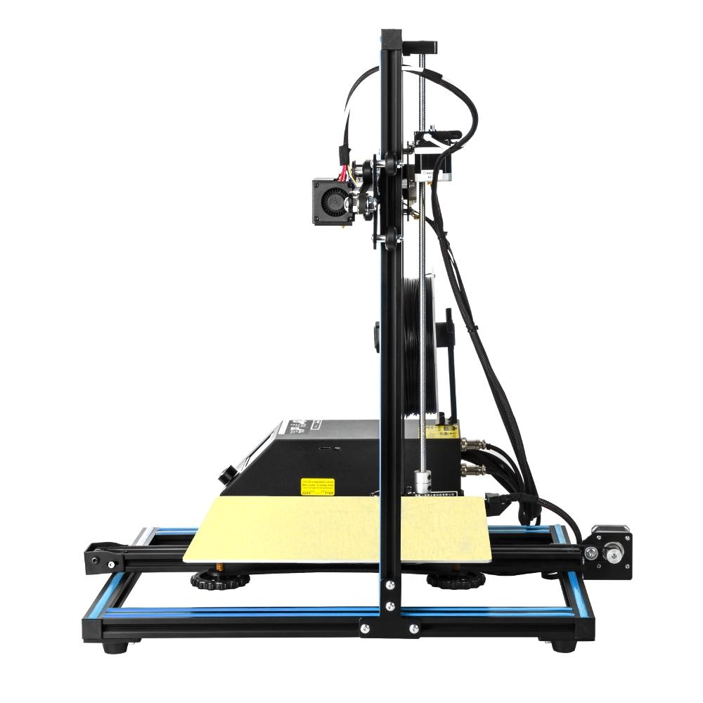 Creality 3D® Ender-5 Plus 3D Printer Kit 350*350*400mm Large Print Size Support Auto Bed Leveling/Resume Print/Filament Run-out Detection/Dual Z-Axis/4.3inch Display - 6