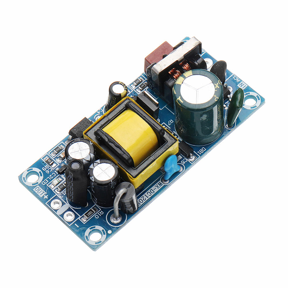 AC 110V 220V to DC 12V 1A Power Supply Board AC-DC Switching Power Supply Module