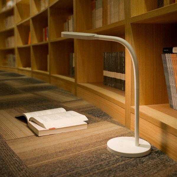 USB LED Desk Table Lamp Phone Charger Reading Study Light - 1