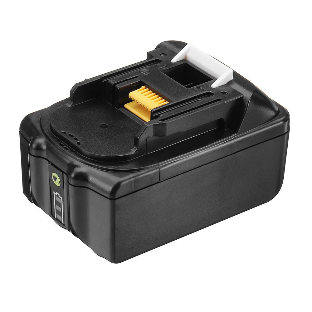 MAK-18B-Li 18 V Li-Ion 5.0Ah / 6.0Ah Baterai Penggantian Power Tool Baterai Untuk Makita BL1850 BL1860