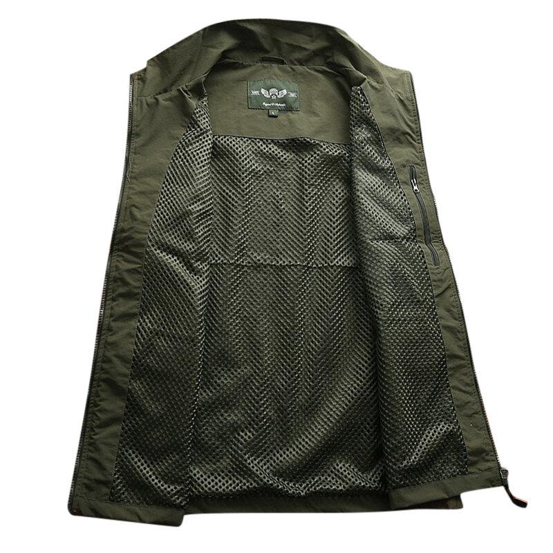 Men Outdoor Vest - 5