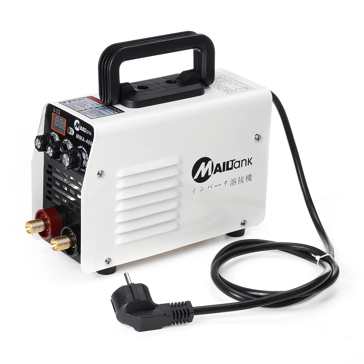 MMA-400 220V Hot Start/ARC Force Stick Welder Inverter IGBT 20-400A MMA Welding Machine