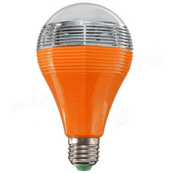 Mipow E27 5W RGB Color Changing bluetooth Intelligent Smart LED Light Bulb 110-240V - 6
