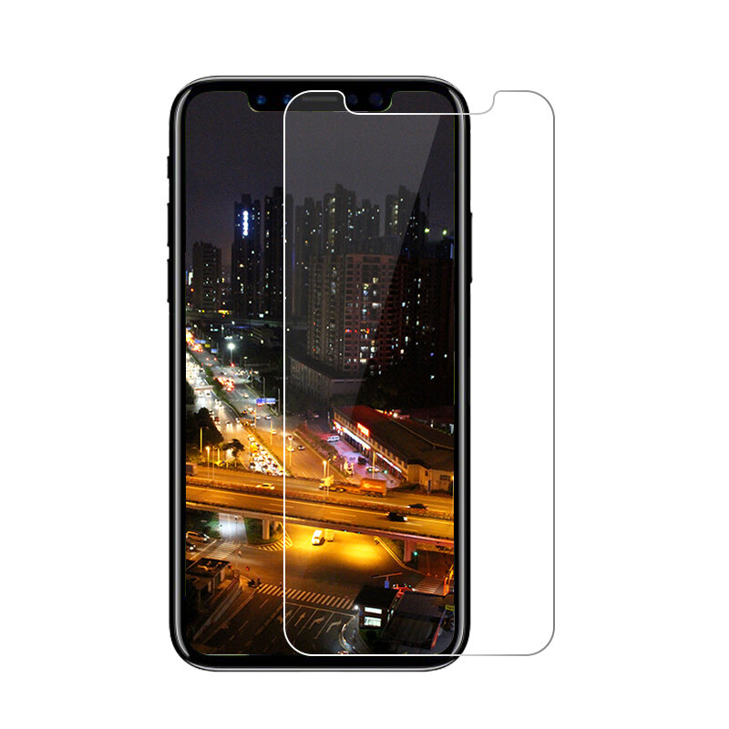 Bakeey 2.5D 9H ripefast herdet glass skjermbeskyttelsesfilm for iPhone XS / iPhone X / iPhone 11 Pro