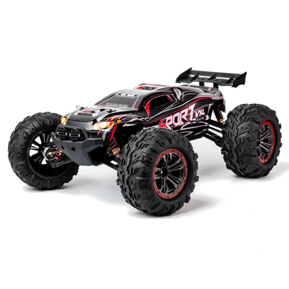 XLF X03 1/10 2.4G 4WD 60km / h Modelo de carro sem escova RC Veículos RTR off-road elétricos