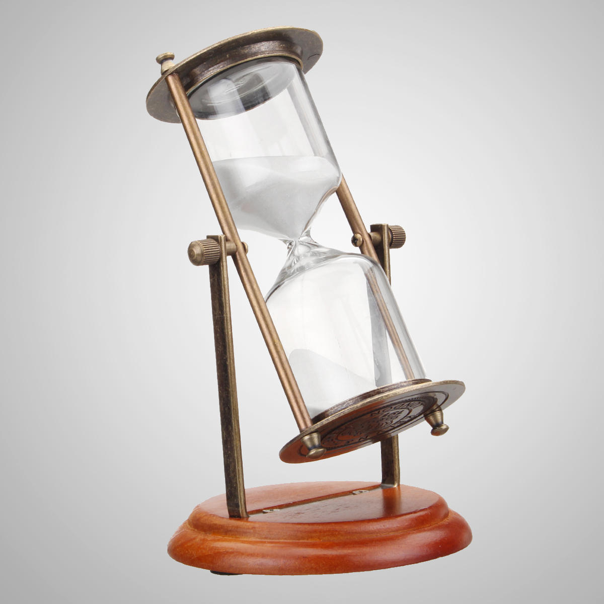 15 Minutes Rolating Hourglass Sandglass Sand Clock Timer Table Home Decoration Desktop Ornament - 5