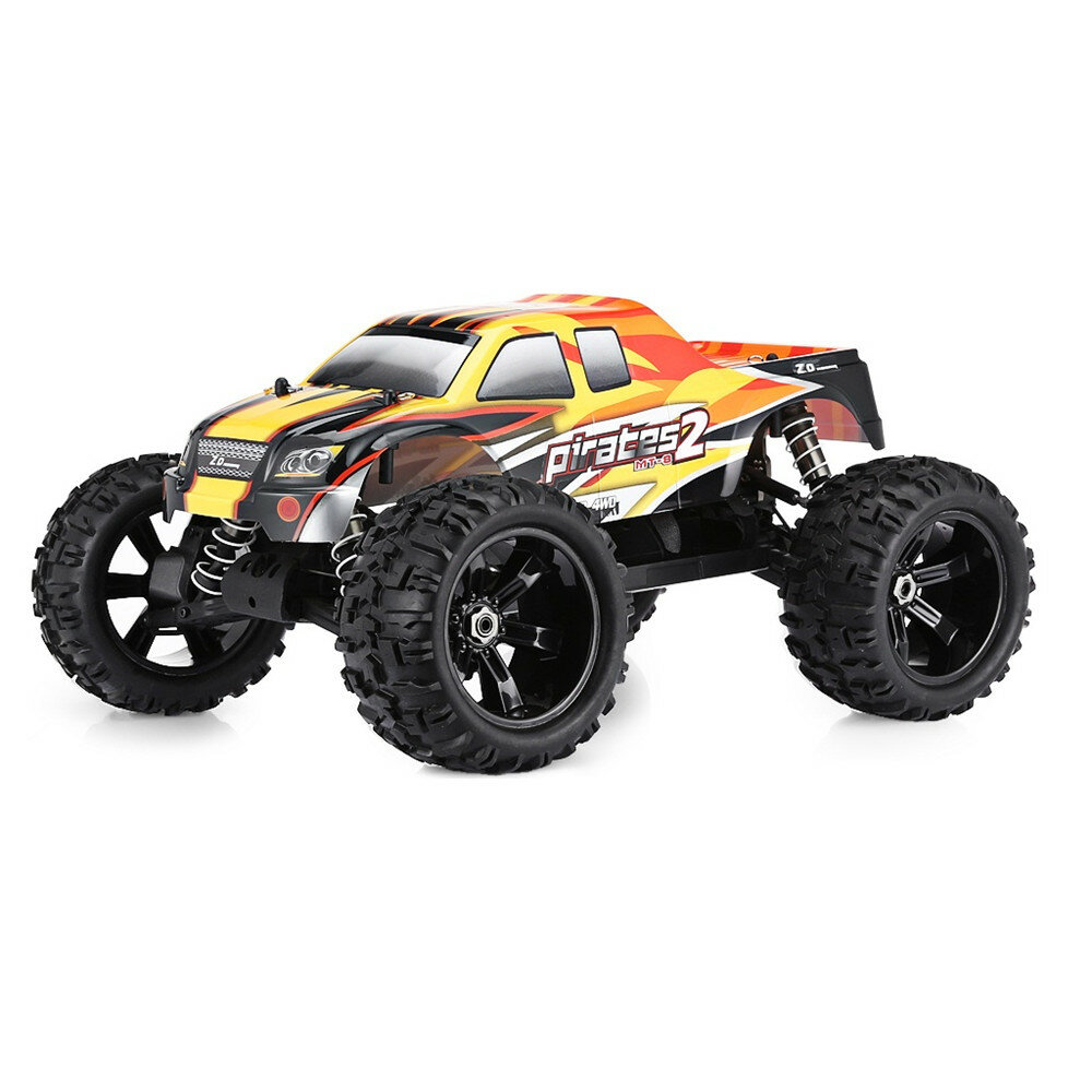 SG 1203 1/12 2.4G Drift RC Tank Car High Speed Full Proportional Control Vehicle Models With Metal Plastic Track - 1