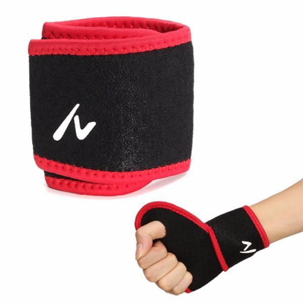 Nylon Thumb Brace Wrap Strap Bandage Wrist Support For Gym Sports Weight Lifting Training