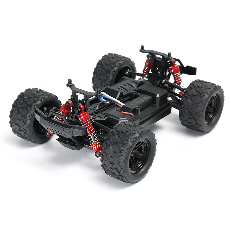 WLtoys 12427 2.4G 1/12 4WD Crawler RC Car With LED Light - 10