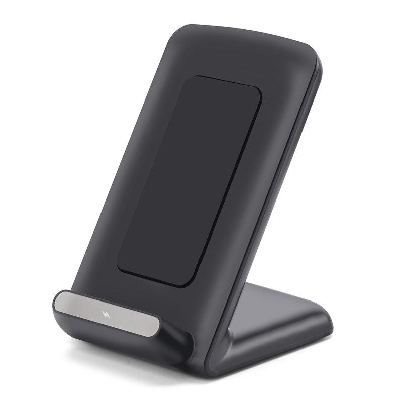 2 катушки Qi Беспроводное быстрое зарядное устройство для подставки для док станции для Samsung S8 Galaxy Lumia - 3
