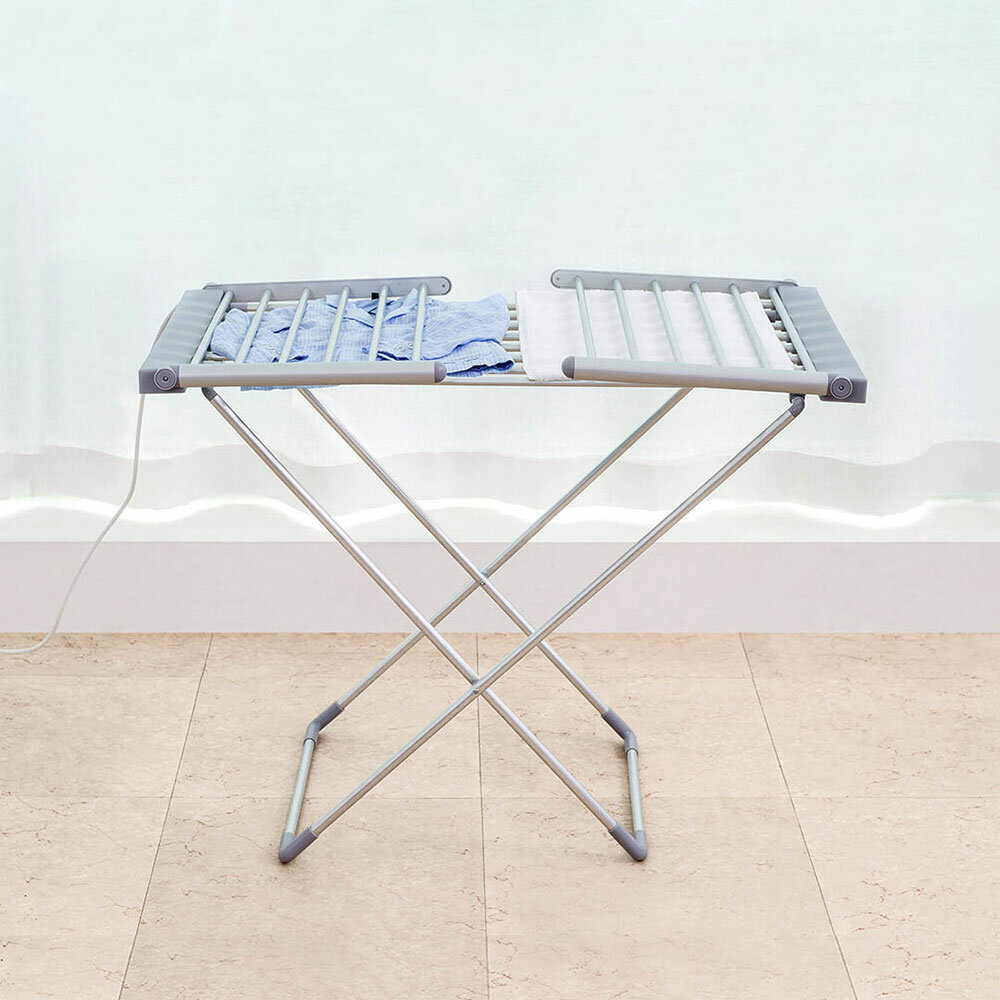 Thermostatic Electric Folding Drying Rack Constant Temperature Drying High Material Charging Drying Hanger from XIAOMI YOUPIN