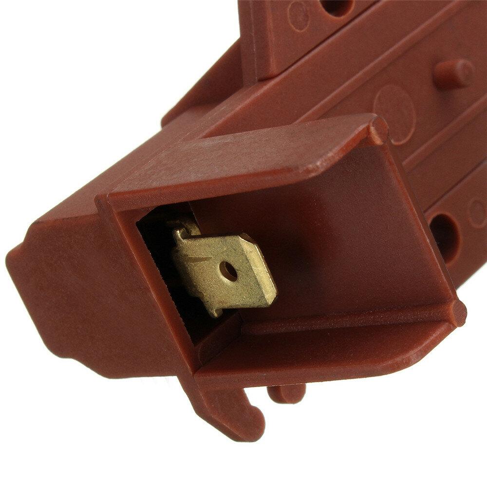 2pezziLavatriceCarbonemotorePennello e supporto per SAMSUNG Ariston Indesit Welling - 10