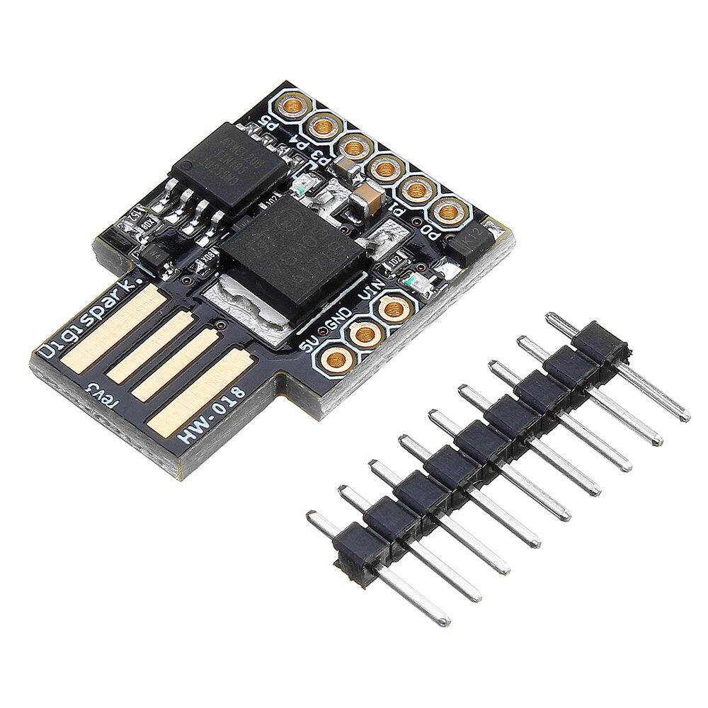 Digispark Kickstarter Micro Usb Совет по развитию для ATTINY85 Geekcreit для Arduino - продукты, которые работают с офиц