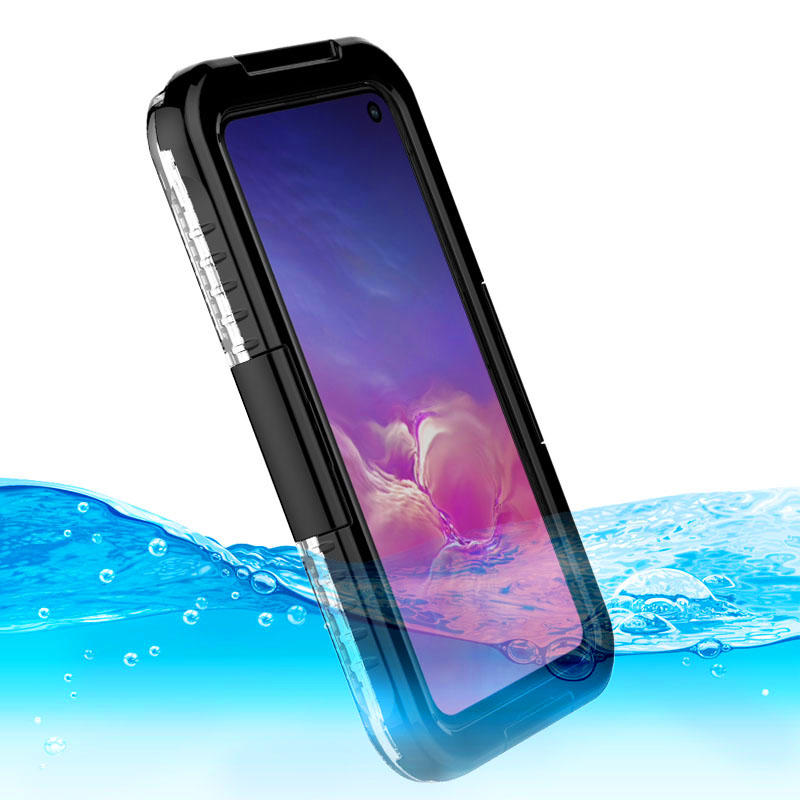 innovative design 5a0a9 e6599 Bakeey IP68 Waterproof Case For Samsung Galaxy S10e 5.8 Inch Dirtproof  Snowproof Shockproof Cover