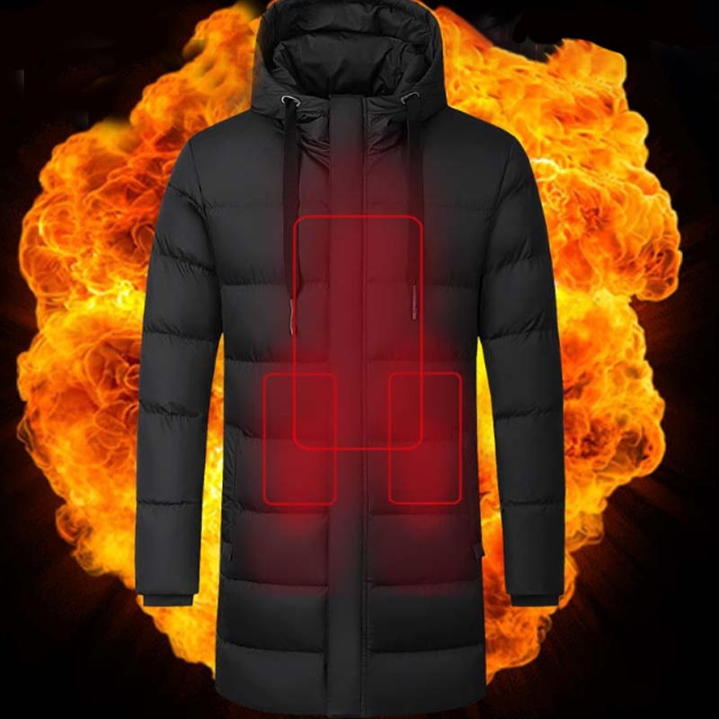 Cotton Smith IP64 3 In 1 Mid-length Men Down Jacket From Xiaomi Youpin - 2