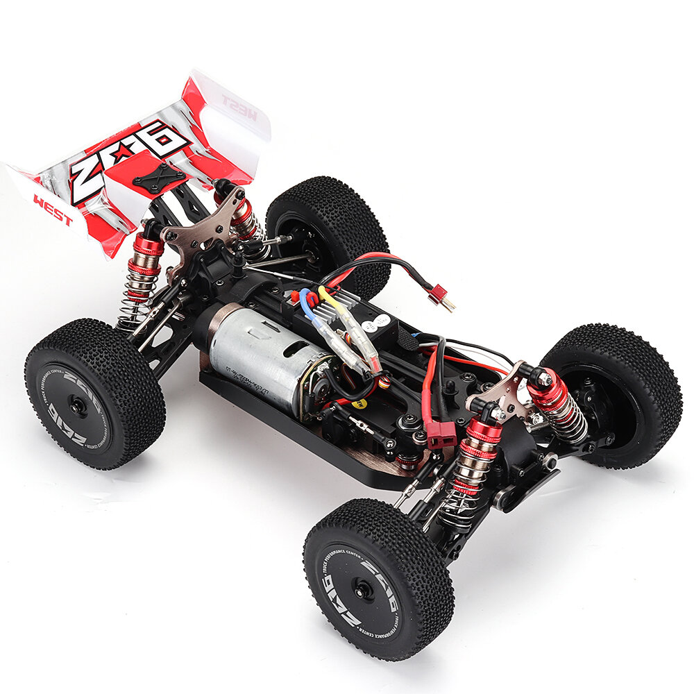 WLtoys A959-B 1/18 4WD Buggy Off Road RC Car 70km/h - 5